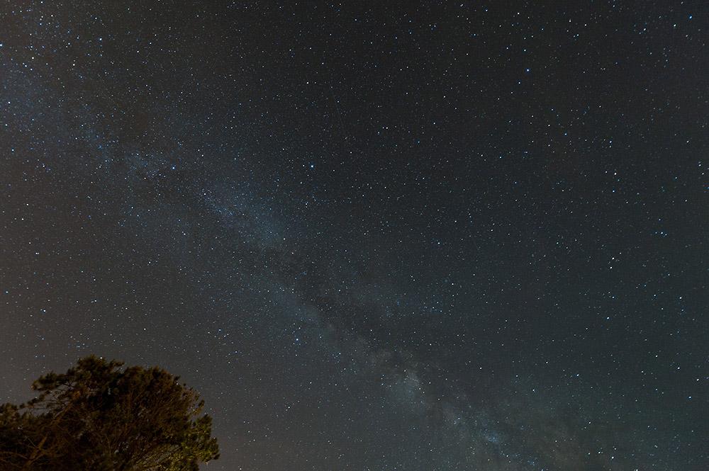 Stars over Camaret sur Mer